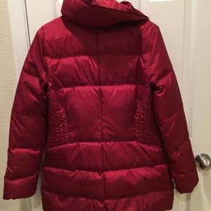 Marc New York Andrew Marc Jackets & Coats - Red Puffer Coat